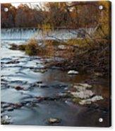 Grand Falls Waterfall Acrylic Print