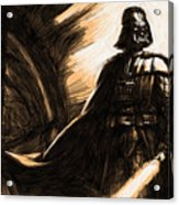 Star Wars For Art Acrylic Print