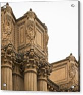 2511- Palace Of Fine Arts Acrylic Print