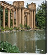 2515- Palace Of Fine Arts Acrylic Print