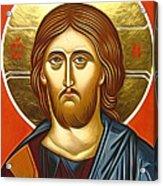 Jesus Christ Christian Art Acrylic Print