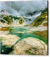 Landscape Light Acrylic Print