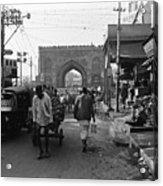 New Delhi India Acrylic Print