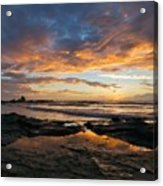 V F Landscape Acrylic Print