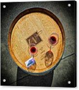 2698- Mauritson Wines Acrylic Print