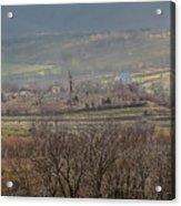 Land Of Ukraine Acrylic Print
