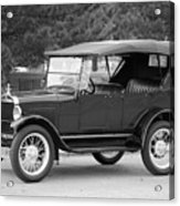 '27 T Touring Acrylic Print