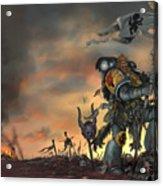 Warhammer Acrylic Print