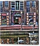 270 Amsterdam Acrylic Print