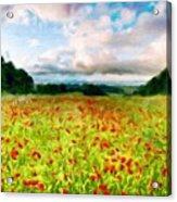 Landscape Nature Acrylic Print