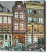 275 Amsterdam Acrylic Print