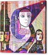 275 - Statuesque Acrylic Print