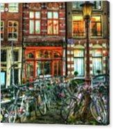 276 Amsterdam Acrylic Print