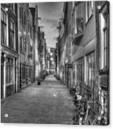 281 Amsterdam Acrylic Print