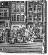 286 Amsterdam Acrylic Print