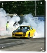 2891 09-29-13 Esta Safety Park Acrylic Print
