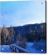 Nature Landscape Pictures Acrylic Print