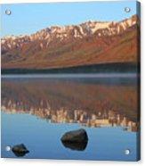 2da5931 Steens Mountain Sunrise Reflect Acrylic Print
