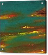 2nd In A Triptych Acrylic Print