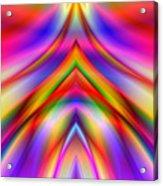 2x1 Abstract 337 Acrylic Print