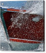 Riva Aquarama Acrylic Print