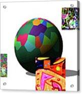 3-23-2015d Acrylic Print