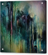 Abstract  Acrylic Print