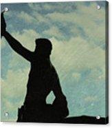 Against The Sky Acrylic Print