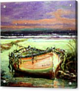 Aguilera Acrylic Print