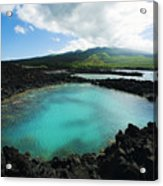 Ahihi Kinau Natural Reserve Acrylic Print