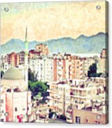 Antalya Acrylic Print