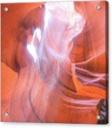 Antelope Canyon Arizona Acrylic Print