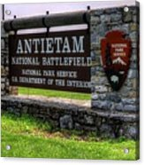 Antietam Battlefield National Park  Acrylic Print