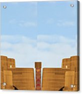 Atalantic America Board Walk And Architecture July 2015 Photography By Navinjoshi At Fineartamerica. Acrylic Print