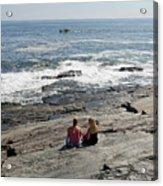 Cape Elizabeth, Maine Acrylic Print