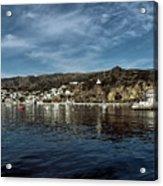 Catalina Island Acrylic Print