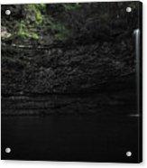 Cherokee Falls Acrylic Print