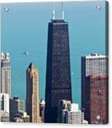 Chicago Il, Usa Acrylic Print