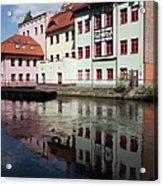 City Of Bydgoszcz In Poland Acrylic Print