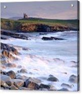 Classiebawn Castle, Mullaghmore, Co Acrylic Print