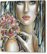 Drama Queen 301109 Acrylic Print