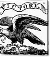 Eagle, 19th Century Acrylic Print