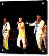 Earth Wind And Fire Acrylic Print
