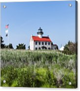 East Point Lighthouse Acrylic Print