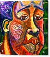 Faces Unseen Series Acrylic Print
