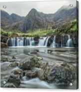 Fairy Pools - Isle Of Skye Acrylic Print