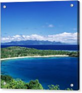 Fiji Wakaya Island Acrylic Print