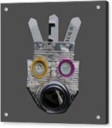 3 Finger Man Acrylic Print