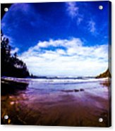 Fisheye Camera Acrylic Print