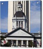Florida State Capitol Building Acrylic Print